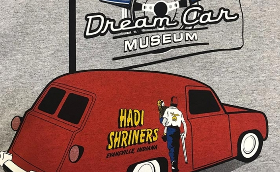 Dreamcar Museum Shirt