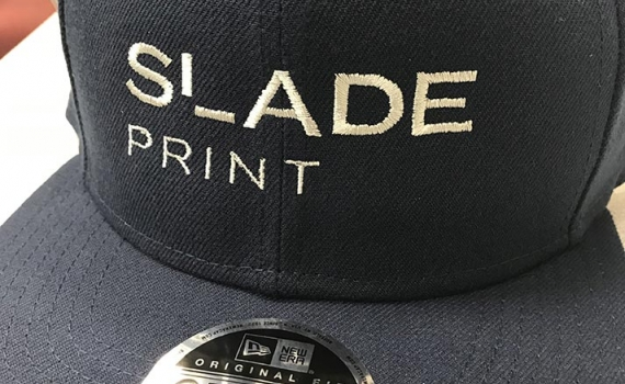 Slade Print Hat