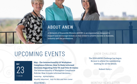 ANEW - A Network of Evansville Women