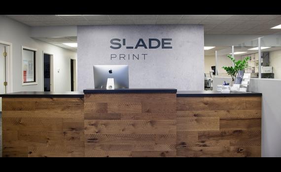 Slade Print Lobby